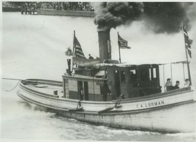 LORMAN, C.A. (1893, Tug (Towboat))