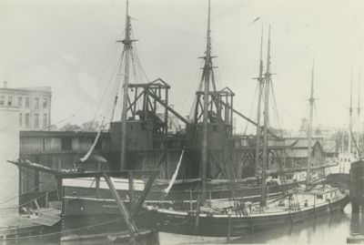ZAPOTEC (1890, Schooner)