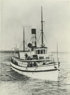 EUREKA (1893, Tug (Towboat))