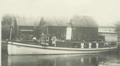 EWIG, H. (1901, Tug (Towboat))