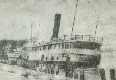 CHAMPLAIN (1870, Propeller)