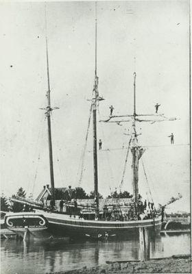 FELLOWCRAFT (1873, Schooner)
