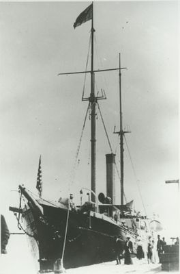 FERN, U.S.S. (1871, Lighthouse Tender)
