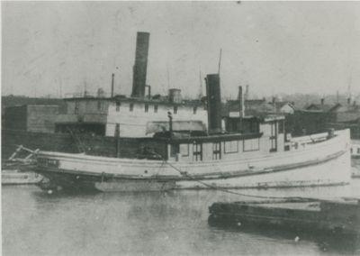 FERRIS CHARLEY (1884, Tug (Towboat))