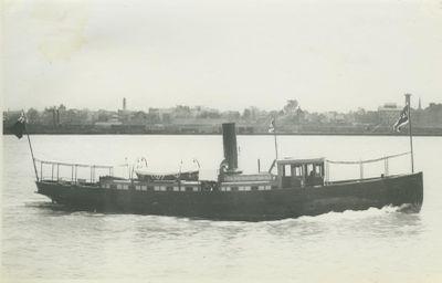 LURLINE (1888, Yacht)