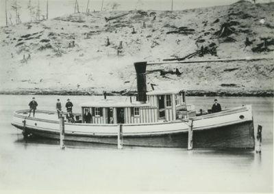 MARGARET (1867, Tug (Towboat))
