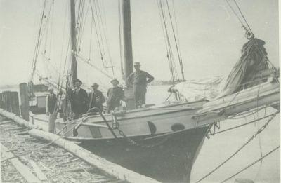 FOURNIEA, SOFIA J. (1897, Schooner)