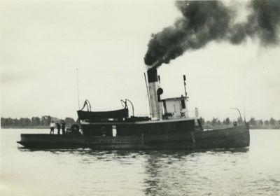 FRASER, JEAN (1926, Tug (Towboat))
