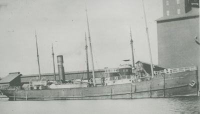 BANNOCKBURN (1893, Bulk Freighter)
