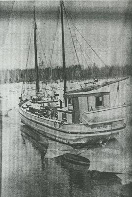 MARION (1913, Bulk Freighter)