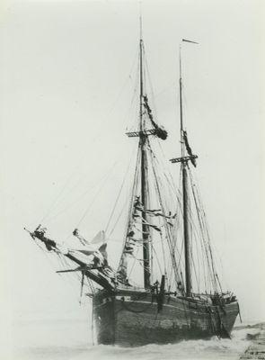 ALBACORE (1872, Schooner)
