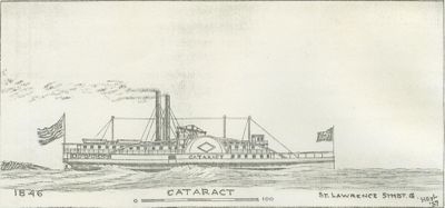 CATARACT (1846, Steamer)