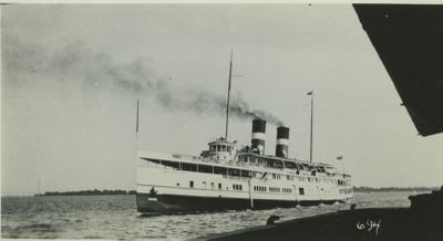 CAYUGA (1907, Excursion Vessel)