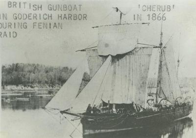 CHERUB, H. M. S. (1860, Naval Vessel)
