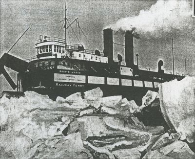 CHIEF WAWATAM (1911, Car Ferry (Rail Ferry))