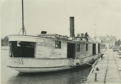 CISCOE (1891, Tug (Towboat))
