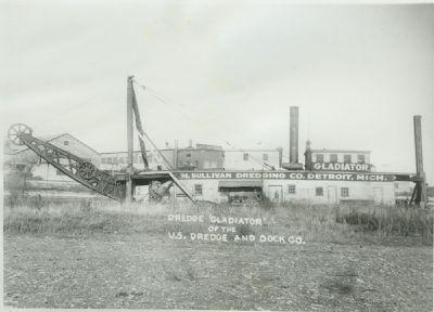 GLADIATOR (1900, Dredge)