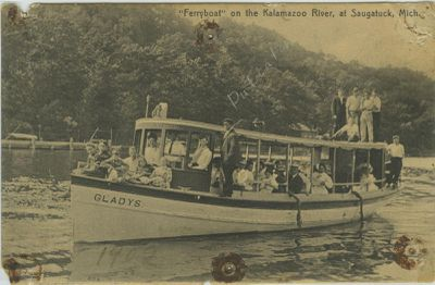 GLADYS (1897, Yacht)