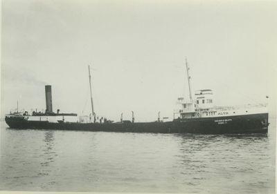 ALVA (1893, Bulk Freighter)