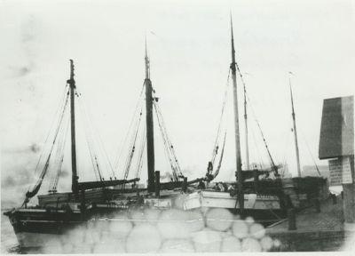 GOSHAWK (1866, Schooner)