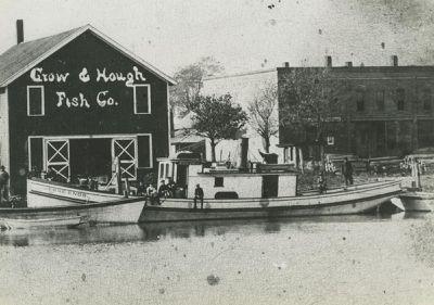 ENOS, JESSE (1888, Tug (Towboat))