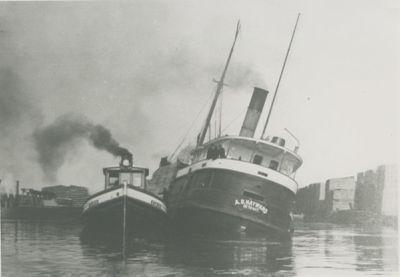 ELMER (1882, Tug (Towboat))
