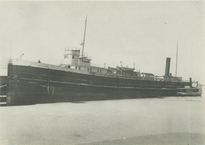CONESTOGA (1878, Passenger Steamer)