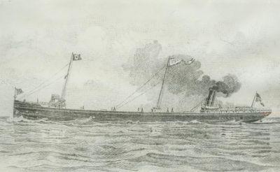 CENTURION (1893, Bulk Freighter)