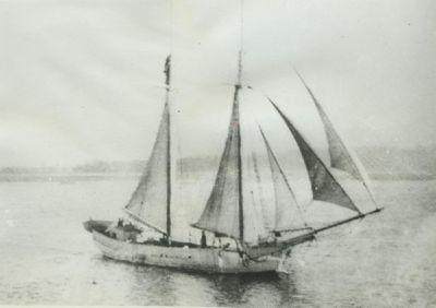 LARSON, JULIA (1874, Schooner)