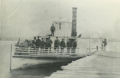 LAVAL (1868, Steamer)