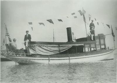 LEILA (1878, Yacht)