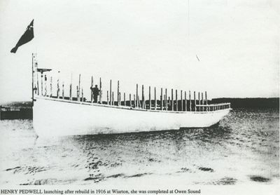 LEMCKE, CHARLES (1909, Tug (Towboat))