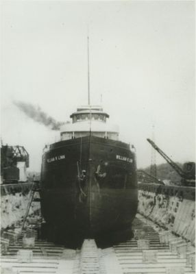 LINN, WILLIAM R. (1898, Bulk Freighter)