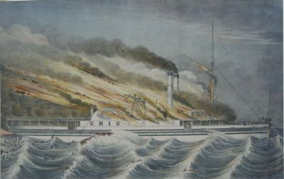 ERIE (1836, Steamer)
