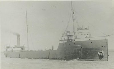 EUREKA (1899, Bulk Freighter)