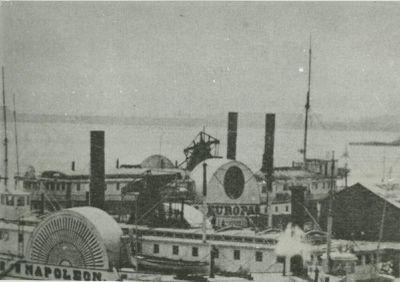 EUROPA (1854, Steamer)