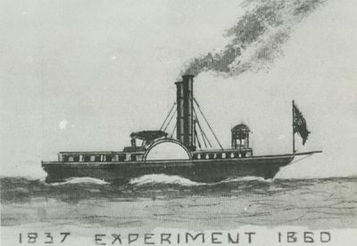 EXPERIMENT (1837, Steamer)