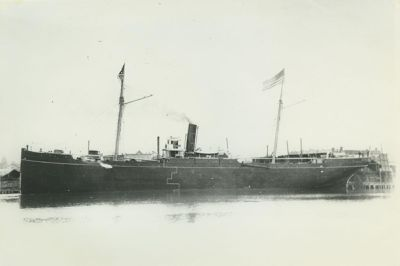 MACKINAW (1890, Package Freighter)