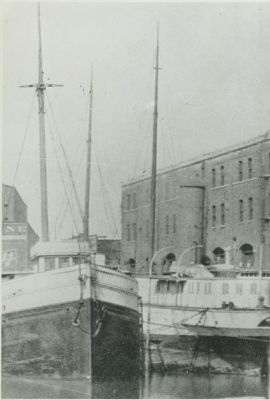 MAHONING (1892, Package Freighter)