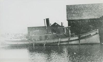 MAJOR DANA (1891, Tug (Towboat))