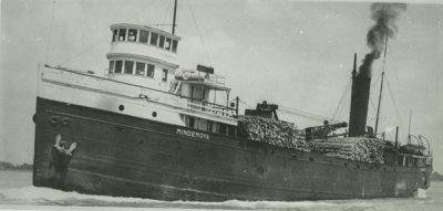 MANCHESTER (1889, Bulk Freighter)