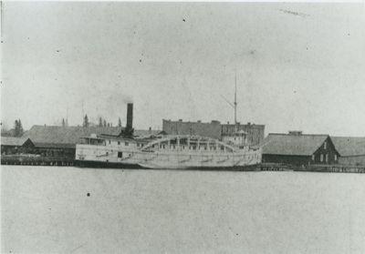 MANISTEE (1867, Propeller)
