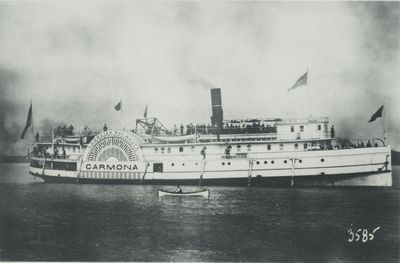 MANITOBA (1871, Steamer)