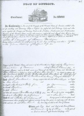 FRANKLIN, BENJAMIN (1842, Steamer)