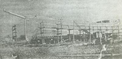 FRANKLIN, BENJAMIN (1857, Schooner)