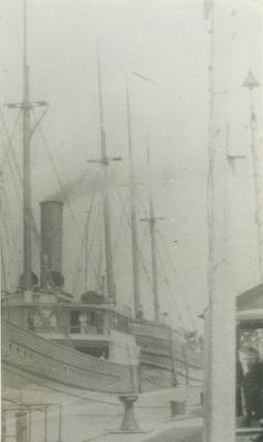 ATHENS (1897, Schooner-barge)