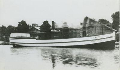 MARTEL, MAE (1895, Ferry)