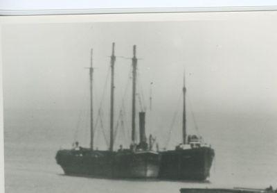 INTER OCEAN (1872, Schooner)