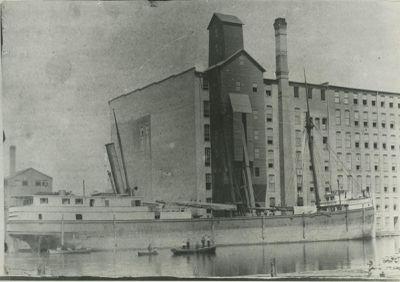 NAHANT (1873, Bulk Freighter)