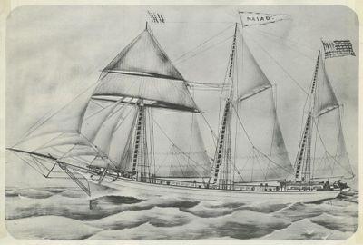 NAIAD (1863, Barkentine)